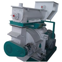 Newest type wood pellet mill equipment