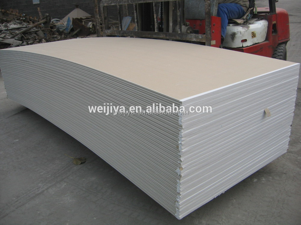cheap moistureproof fireproof plaster of paris ceiling designs cost CE/SGS/ISO certificated factory/plant sale