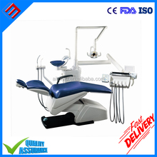 China Best Sale Electric Advanced Integral Dental Chair Unit