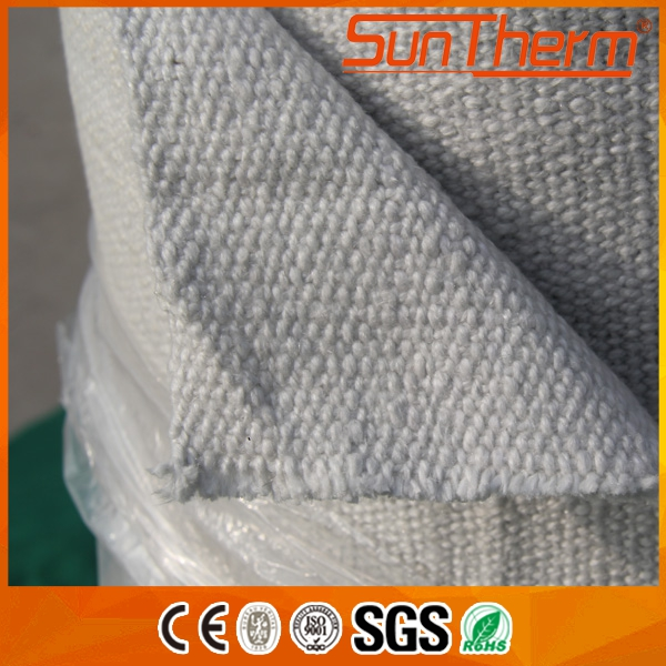 2017 Nice price Ceramic Fiber Cloth