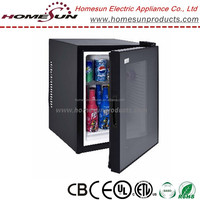 24 litre noise free portable mini fridge for hotel