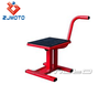 Hot sale ZJMOTO red motor bikes motorcycle lift Motorcycle stand for dirt bikes made in china