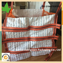Ventilated onion/potato packing bulk bag, wholesale PP big bag recycling