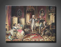 violin concerto oil painting for selling