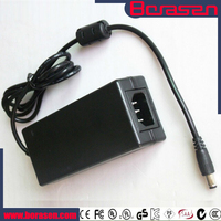 230V 12V 6A AC/DC Adaptor with CE, UL, Rohs approved