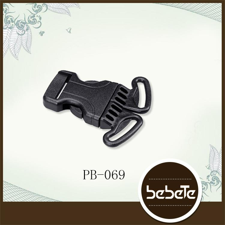 new arrival cheap quick release buckle for bag webbing