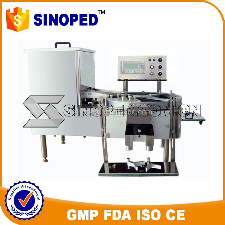 Small Semi Automatic Metformin Capsule Packing Manufacturing Equipment