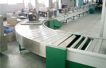 Speed chian conveyor system motorcycle assembly lines