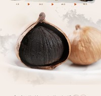 Chinese new crop natural black garlic with competitive price