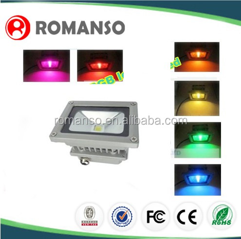 9W 2014 hot sale new most powerful led flood light rgb red chip shoes price12 led lamps led flood light