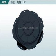 8inch Revolvable Plate for Lazy Susan Swivel Plate for Bar Stools