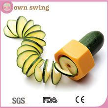 Multifunction Vegetable Slicer Cucumber Spiral Vegetable Fruit Cutter Kitchen Accessories Cooking Tools