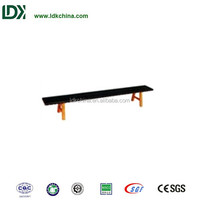 Gym equipment indoor wood multi-purpose gym bench