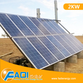 2KW Off Grid Solar System, Solar Power System ,Solar Generator System for farm (FD-OFF/PSSB-2KW)