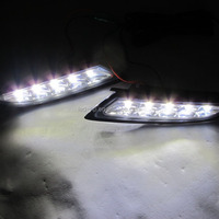 Brand new led daytime running light led drl for passat cc
