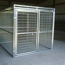 Pet cage welded wire mesh (Anping Factory)