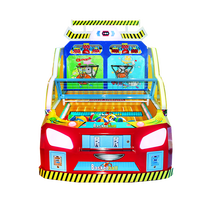 2018 New Amusement Equipment/ Arcade Coin Operated Game Electronic Shooting Basketball Machine