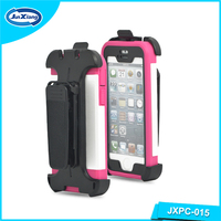 Innovative hard armor kickstand wholesale custom back cover for iphone5
