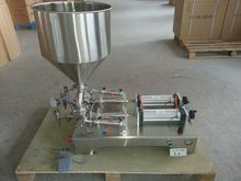 manual medicine paste/ointment filling machine for small business