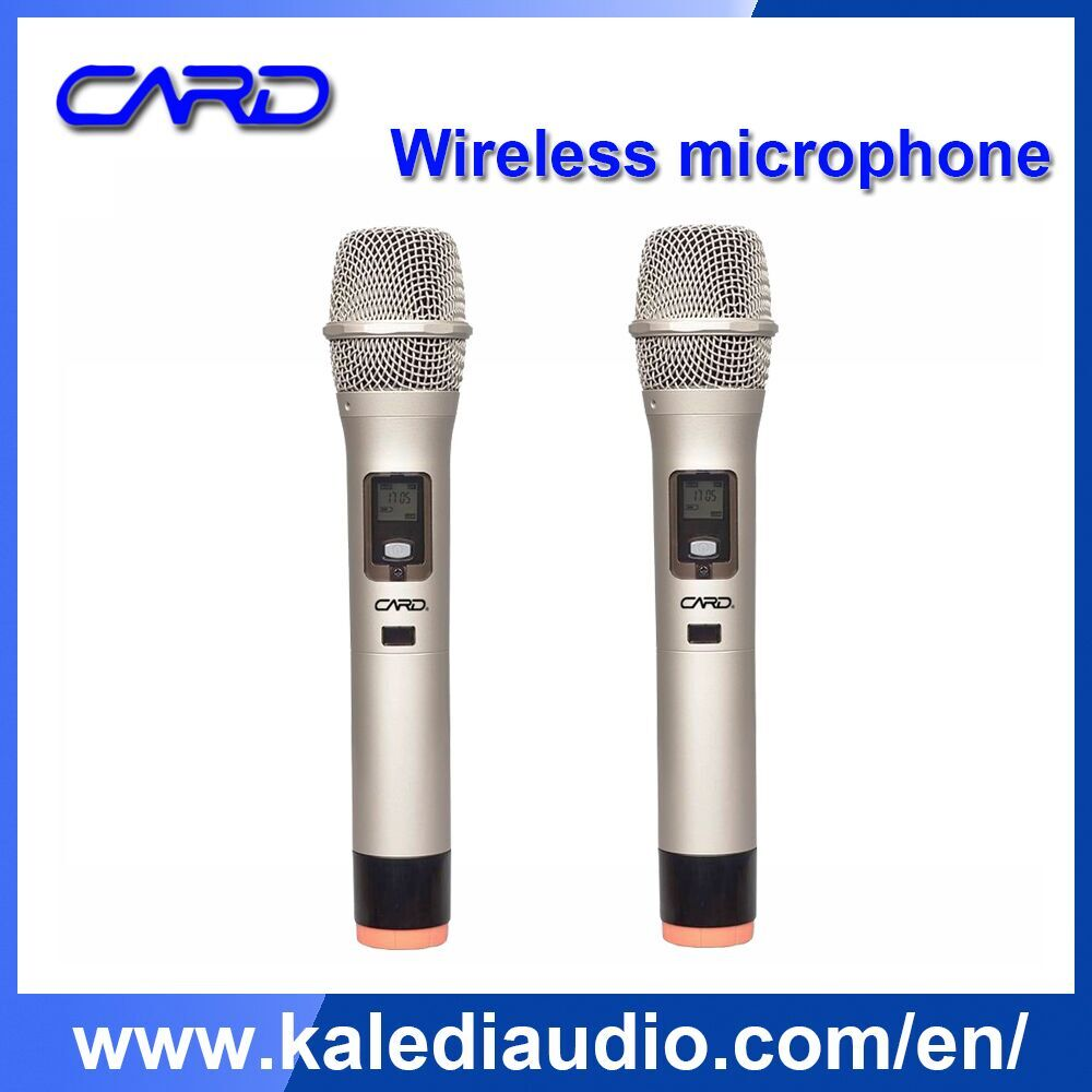 Best quality cheap price professional handheld sound system wireless microphone