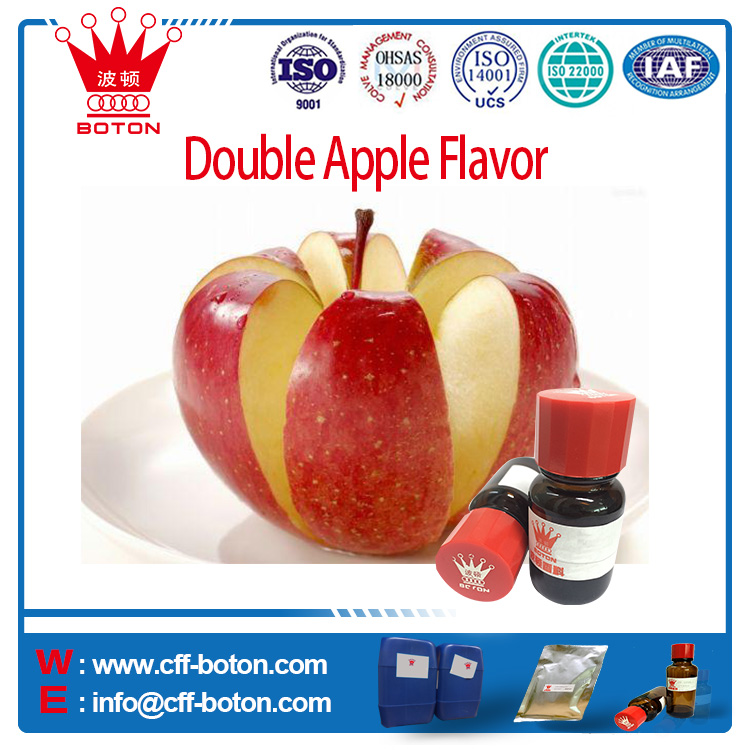 Double Apple Flavor