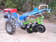 China 8HP Walking Tractor /Power Tiller With Disc Plough Implements