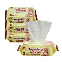 Custom Wholesale Cheap Cleaning Baby Wet Wipes Single Pack Wet Wipes