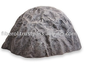 Fiberglass Decoration Rock