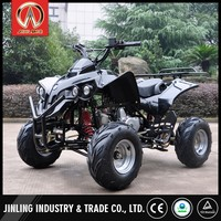 Professional cheap gas four wheelers for kids 125cc atv parts with great price