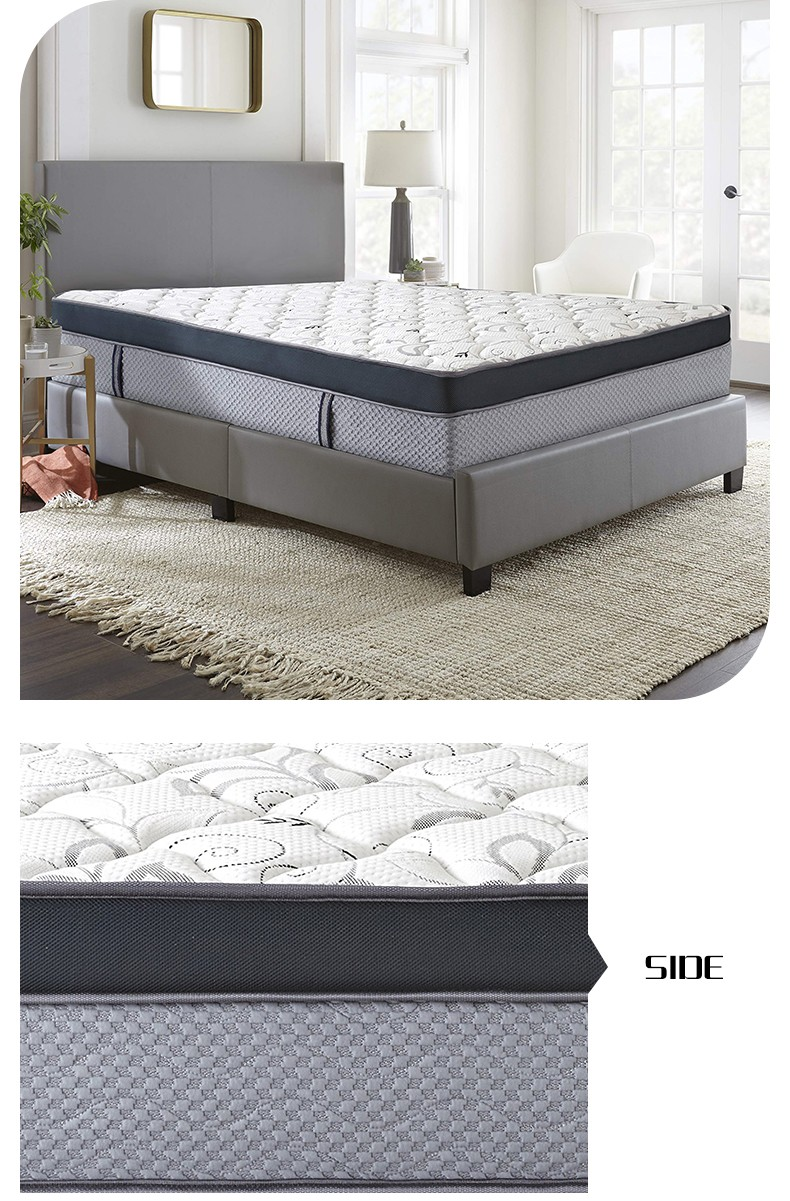 Punk hot selling bedroom furniture memory foam mattress hotel use cheap bed mattress - Jozy Mattress | Jozy.net