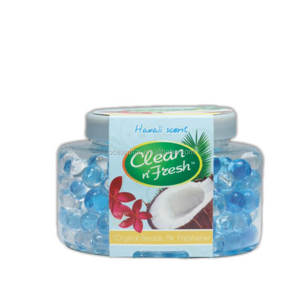Pearl Scents After the Rain gel beads Air Freshener