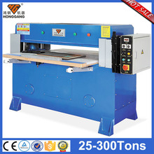 High quality hydraulic die square cotton pads cutting machine