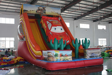 Product quality protection inflatable slide for kids with good price