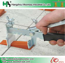 tile spacer leveling system clips and wedges