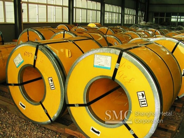 decorative prepainted galvanized steel coil