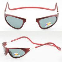 2011 popular fashion magnetic sport sunglasses