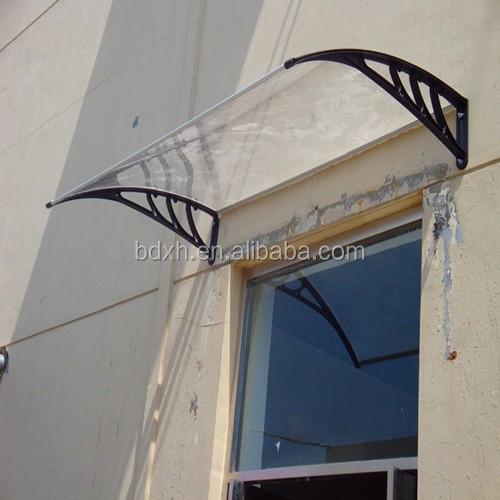 Diy Polycarbonat Markise Klammern F R Balkon Oder Terrasse