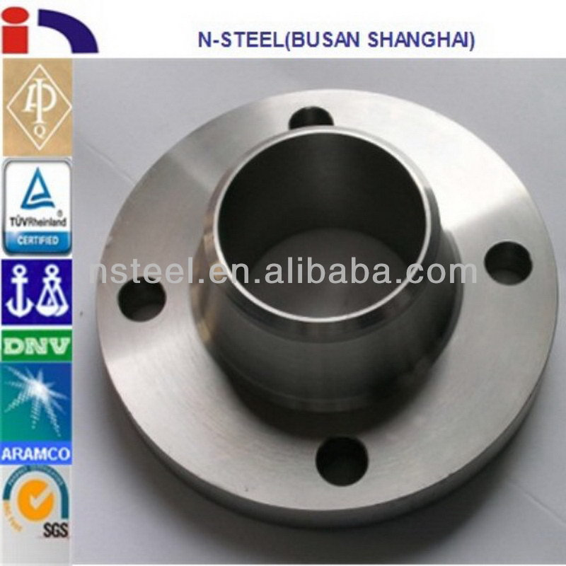 Promotional applied 316 flange