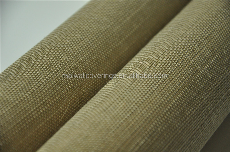 interior decoration natural color wallpaper manufacturer