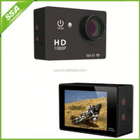 "2.0"" WiFi Full HD 1080P Action Camera Accessories Garmin Virb Elite Action Camera"