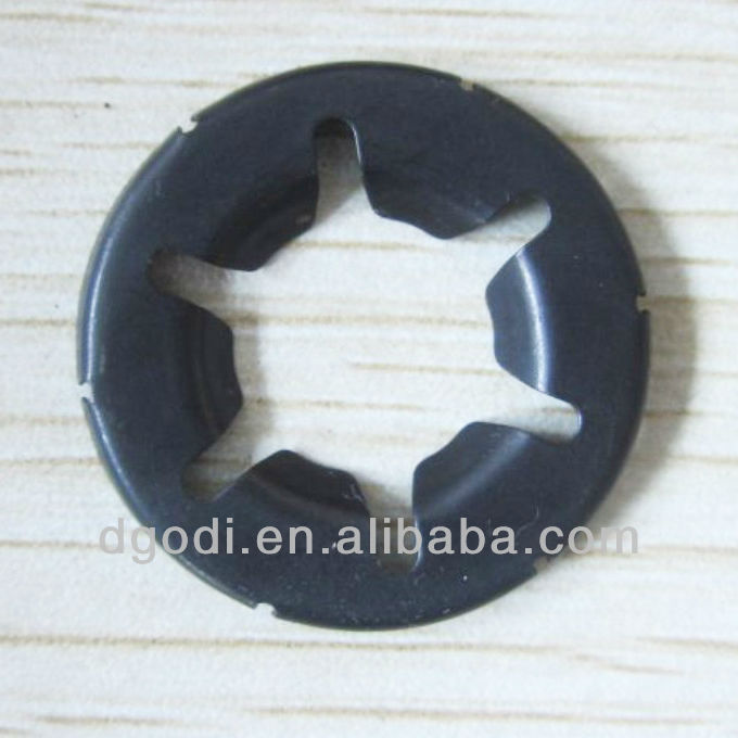 spring steel clip washer