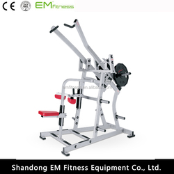 wide pull down hammer strength gym equipment