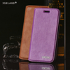 factory sale low price new leather flip case for iPhone 7 plus cell phone case
