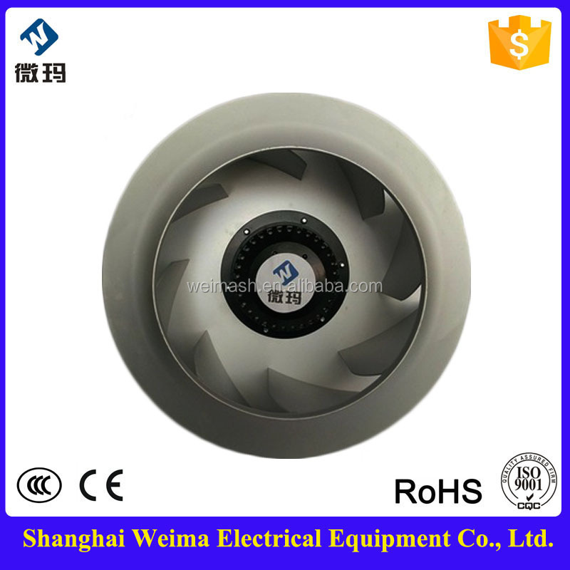 High Quality Centrifugal Fan Motor Ventilator And Low Energy Consumption