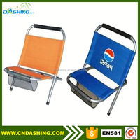 Custom Beach Lounge Outdoor Chair With Canopy For Elderly Outdoor
