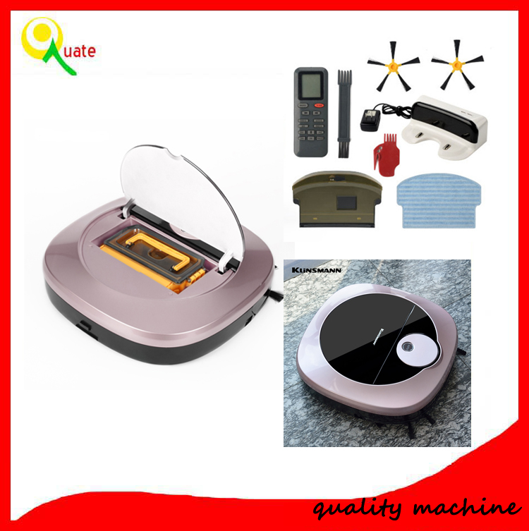 top selling Smart Dust Cleaning Sweeping Machine Vacuum Cleaner Robot
