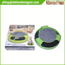 Hot Sale Factory Price Interactive Motion-activated Cat Mouse Toys