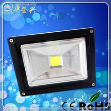 Cheap promotional fashion product led light radio fm 10w pir led flood light