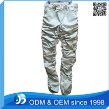 Men Warmer Pants, Skinny Biker Jogger Pants