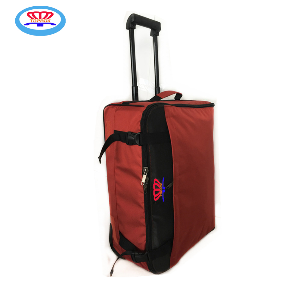 small folding children travel trolley luggage bag,suit case fold